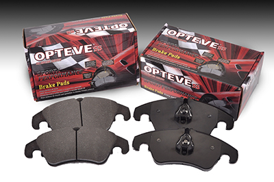 Sport Performance Brake Pads